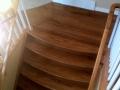 Custom Jatoba Staircase