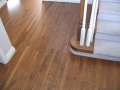 Refinished Red Oak, Custom Stain