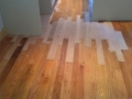 Refinish and Repair, Maple patch BEFORE