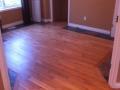 Refinished Cherry Hardwood Floor
