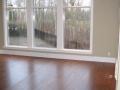 Refinished Red Oak Floor, Custom Stain