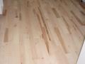 Refinished Rustic Maple Floor