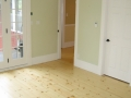 Refinished Red Oak Floor