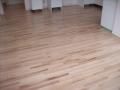Refinished Birch Floor