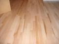 Refinished Maple Floor