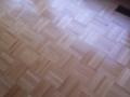 Refinished Fingerblock Oak Parquet Floor