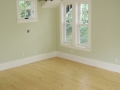 Site Finished Rustic Pine Floor
