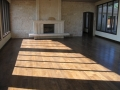 Wide Plank, Hickory Site Finished Floor