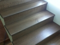Quartersawn White Oak Stairs
