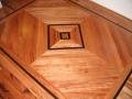 Site Finished Tigerwood Floor, Wenge details