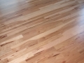 Site Finished Rustic Hickory Floor