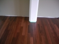 Site Finished Jarrah Floor