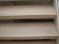 Bleached Wide Plank Quartersawn White Oak