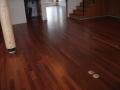 Site Finished Ipe Hardwood Floor