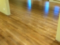 Site Finished Quartersawn White Oak Hardwood Floor